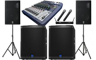 Rent sound system in Phuket | DJ Phuket - Phuket Wedding DJ